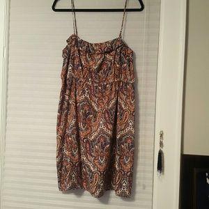 JCREW tank dress. Size 10